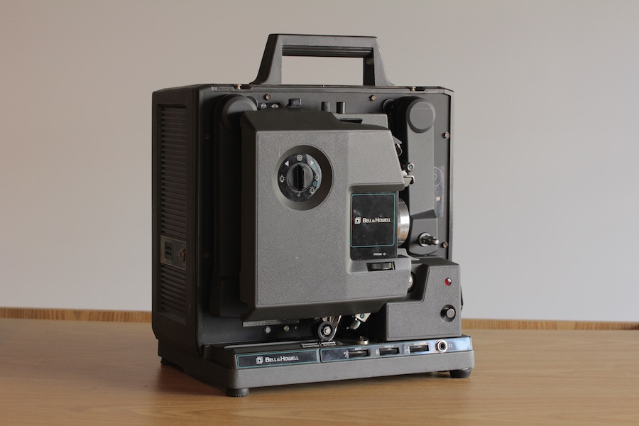 16mm Film Projectors