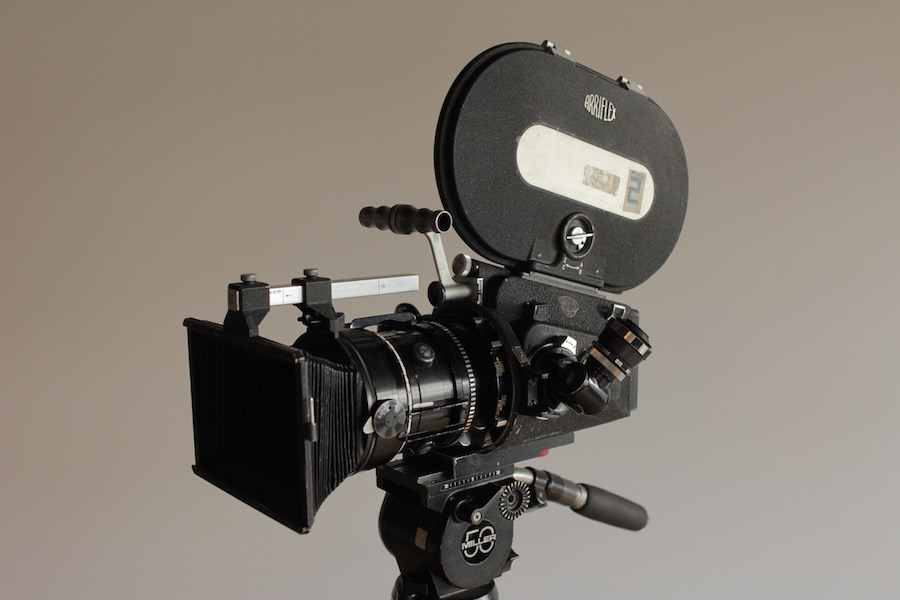 Arriflex BLEQ 16mm Package