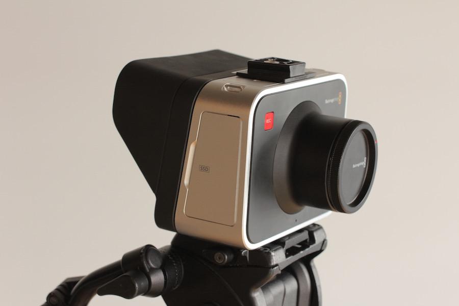Black Magic Cinema Camera 1