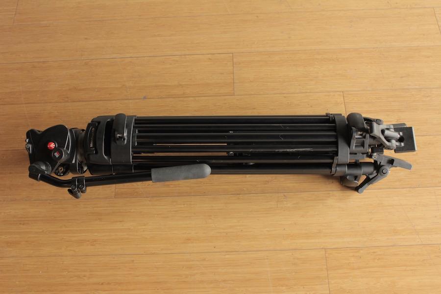 Manfrotto 503 HDV tripod
