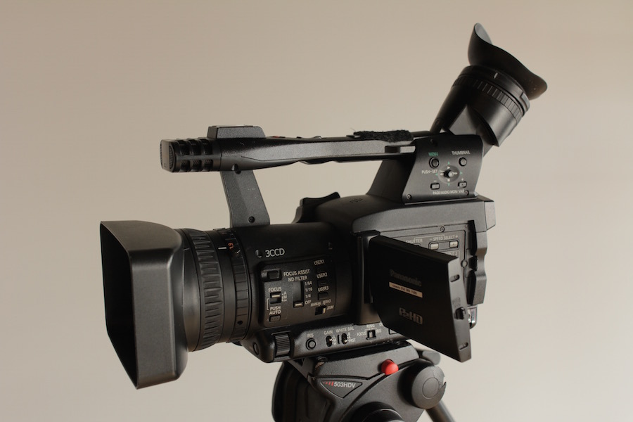 Panasonic HPX-170 2