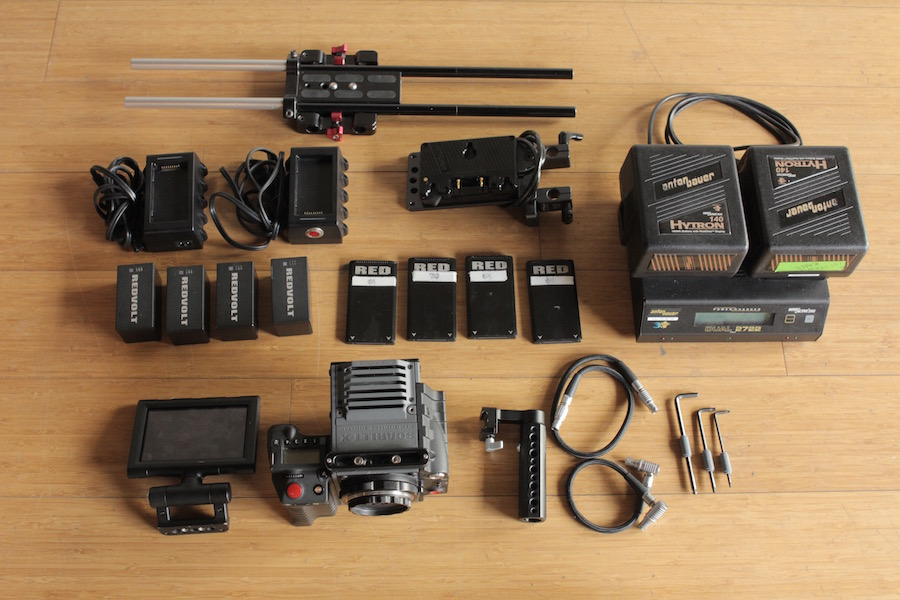 RED Scarlet Package 1