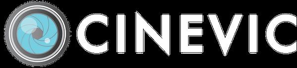 Cinevic logo white web small